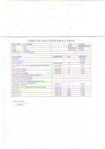 AMARILLO TARTRAZINA-LOTE RP14030548