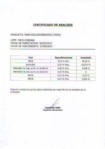 PARADICLORO- LOTE CBJD1H509360 (IMPO 11-2015)